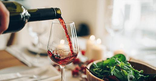 keto friendly wine tile