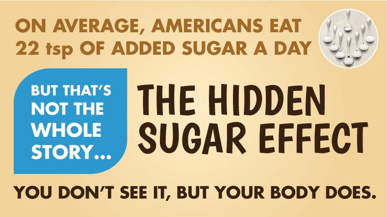 the hidden sugar effect
