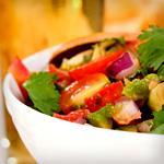 low carb avocado salsa