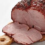 barbecued ham recipe