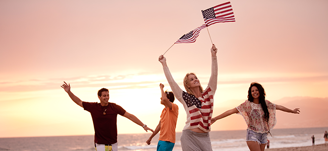 How to be healthy and active this 4th of july