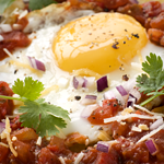 low carb huevos rancheros