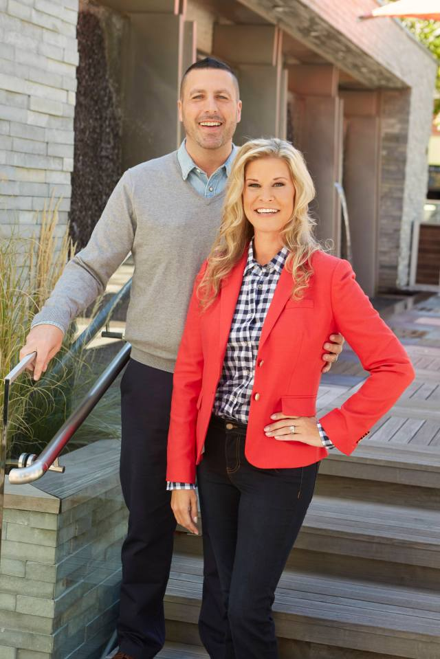 Brittney and Corey Polk - after