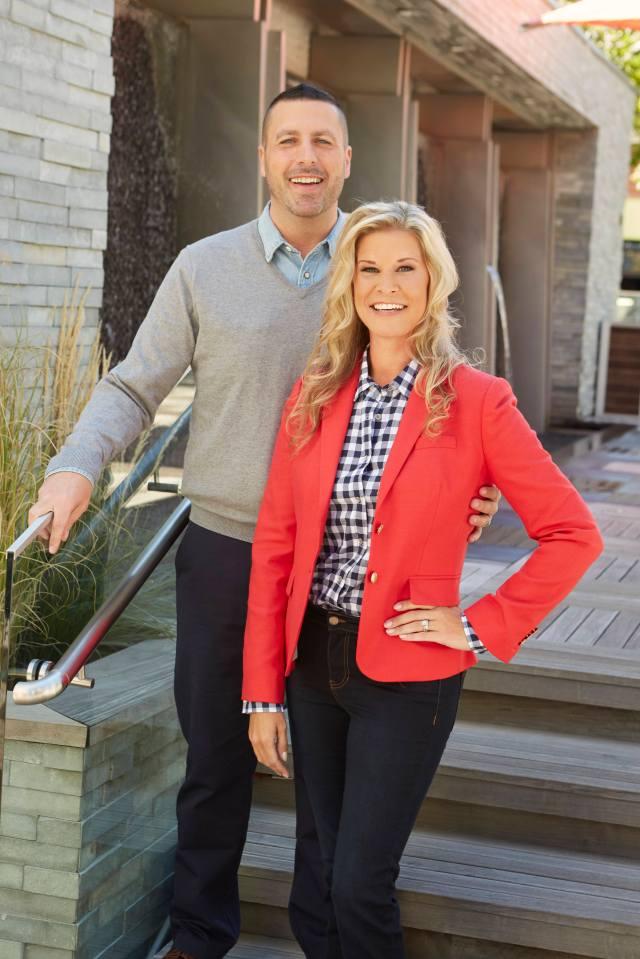 Brittney and Corey Polk After