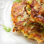 Potato pancake alternative