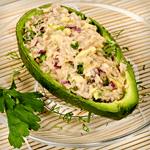 Crab and Avocado Salad
