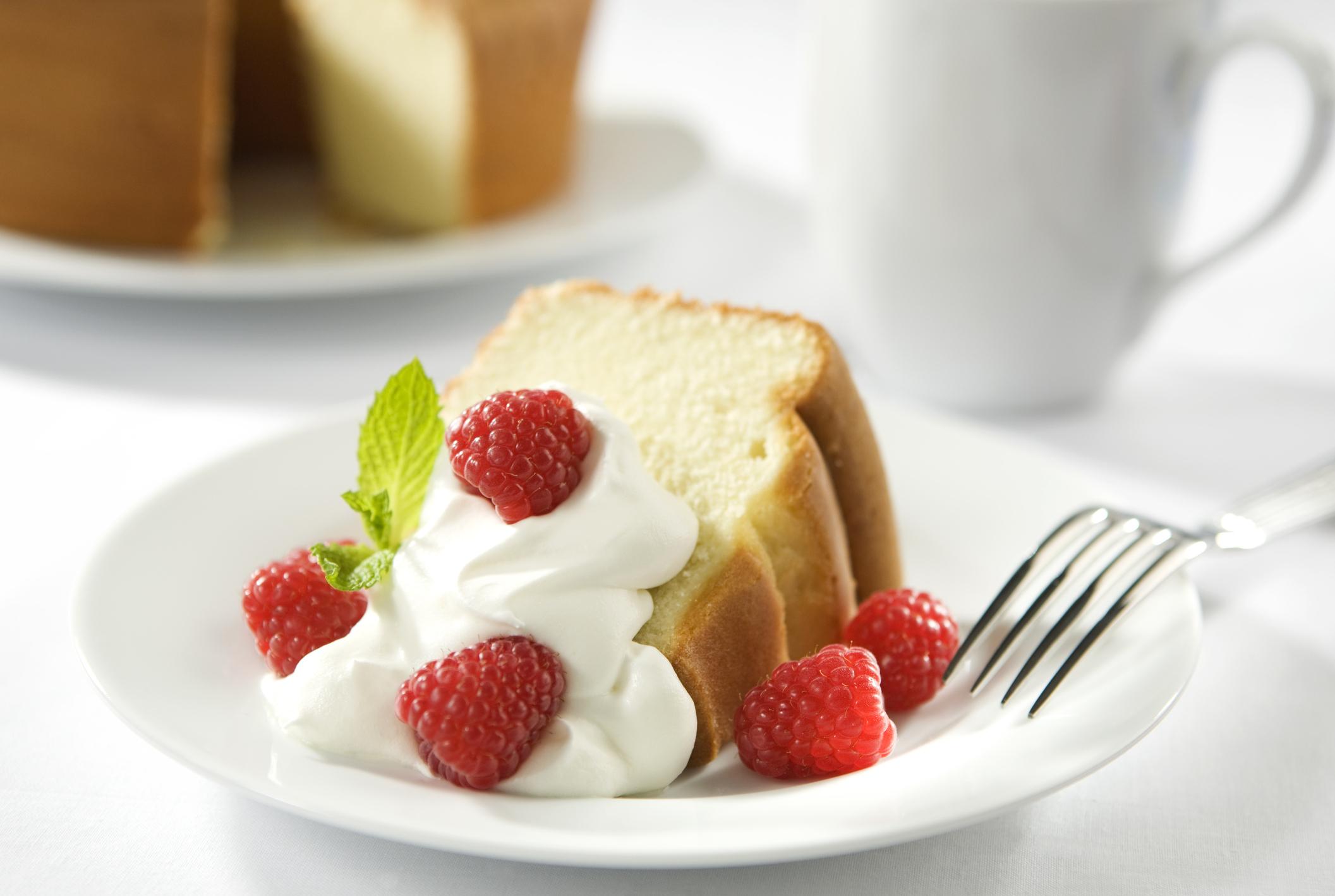 Atkins approved pound cake