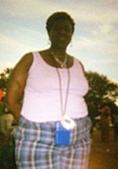Inez Coleman - before