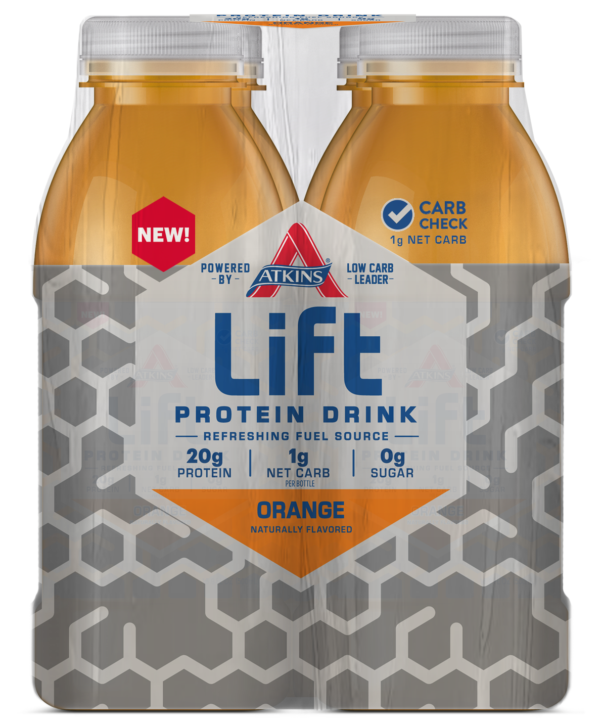 Photo of Atkins Lift Protein Drink – Orange