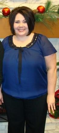 Lisa Baldwin - before