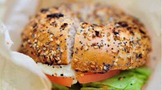 Lose weight special hamburguer