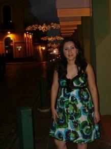 Monica Patino - before