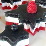 patriotic jello