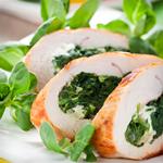 spinach stuffed turkey