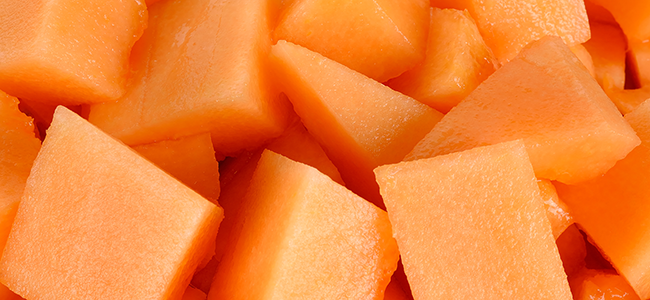 Cantaloupe A Low Carb Summer Fruit