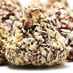 Chocolate-Coconut Haystacks