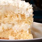 Atkins Coconut Layer Cake