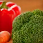 Five-Vegetable Sautée with Mint