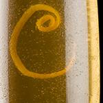 Ginger-Lemon Champagne Sparkler