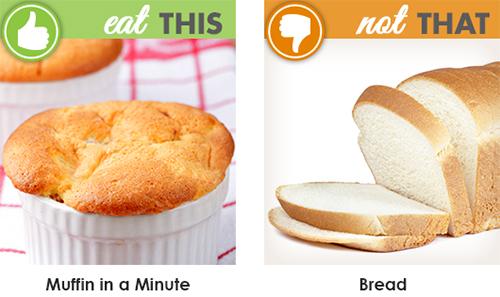Muffin in a Minute