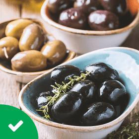 Low Carb Snacks Olives