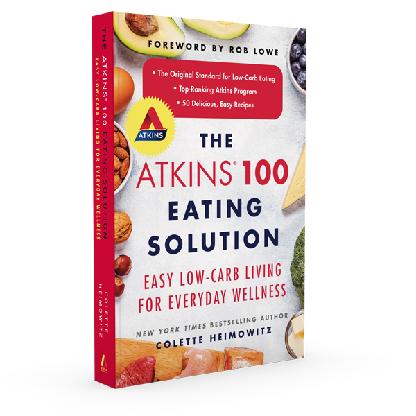The Atkins 100 Eating Solution book cover